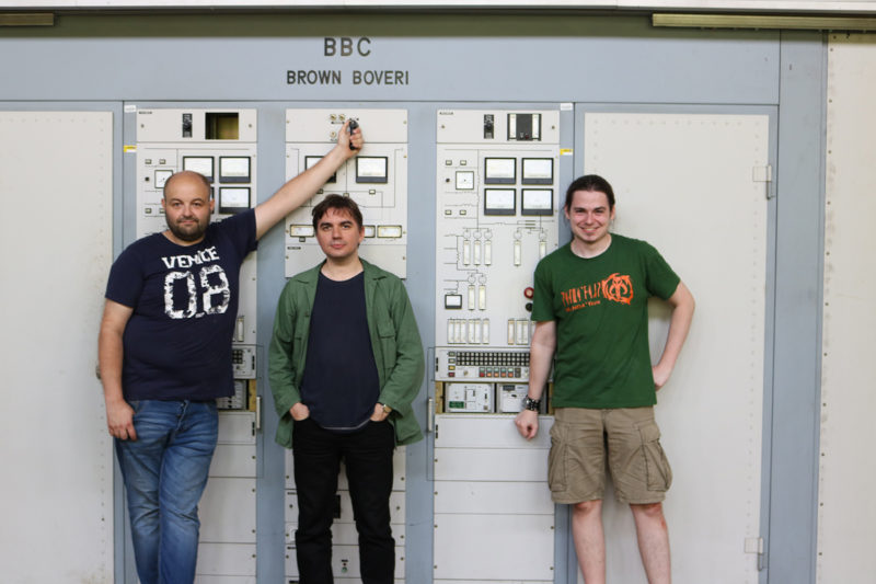 Nowe zabytki dla Muzeum iCentrum Nauki – Radiostacja Transatlantycka