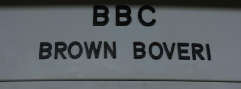 Wskrzeszenie nadajnika Brown-Boveri SL61 B3 (odcinek 1)