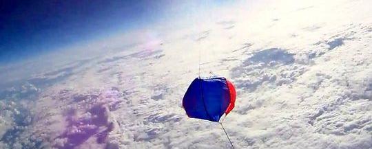 Dostratosfery! / Tothe stratosphere!
